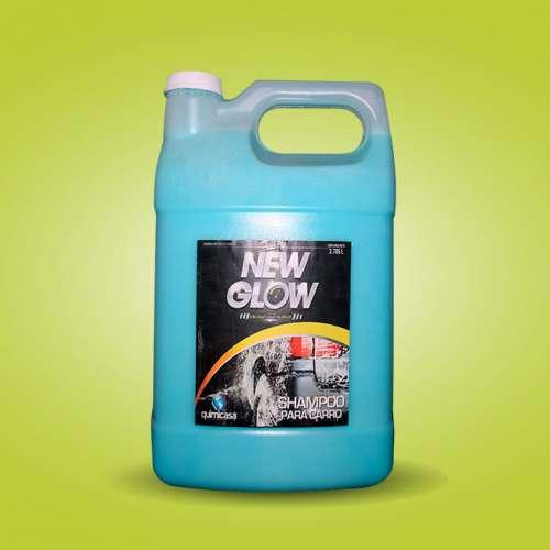 Shampoo para Carro New Glow